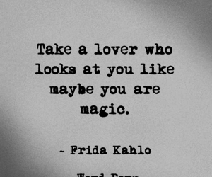 frida kahlo, quote, and love image