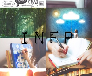 personality, infp, and piccollage image