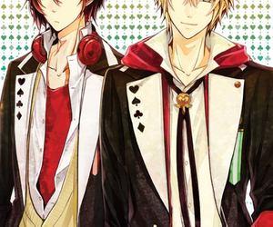 anime, amnesia, and anime boy image