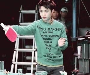 kyungsoo, do kyungsoo, and exo love me right image
