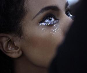 eyes, girls, and style image