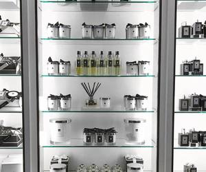 black and white, shopping, and jo malone image