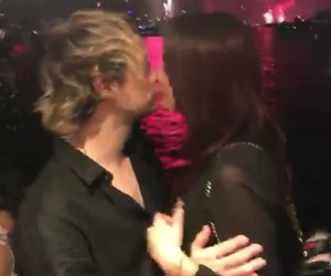 couple, new year, and michael clifford image