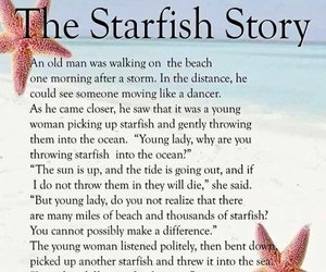 starfish, quote, and dance image