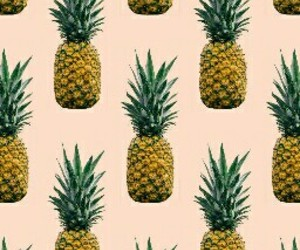 pineapple and wallpaper image