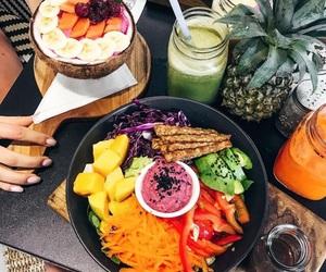 bananas, health, and vegan image