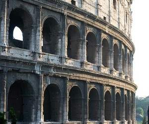 rome, italy, and colosseo image