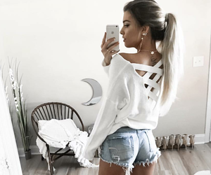 fashion, short, and cute image