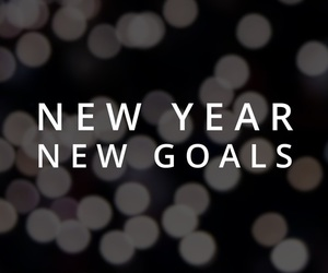2017, goals, and new year image