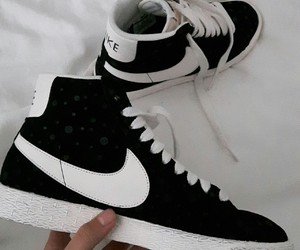 blazer, nike, and nike sb image