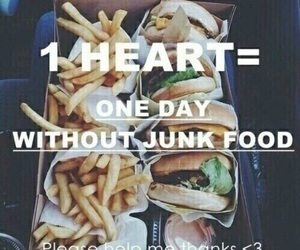 fit, nojunkfood, and healthy image