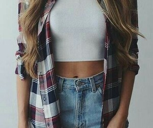 blouse, outfit, and top image