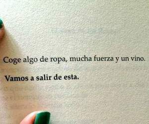 book, frases, and fuerza image