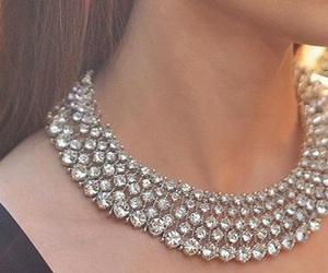 diamond, jewellery, and necklace image