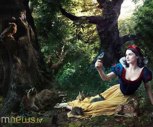 fairy tale and snowhite image