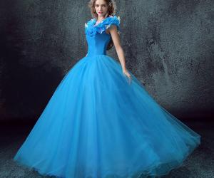 ball, beautiful, and blue image