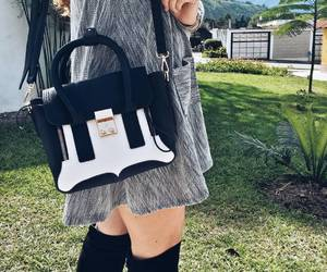 bags, glamour, and style image