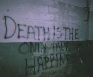 death, grunge, and quote image