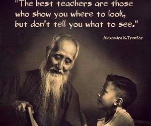 quotes and teacher image