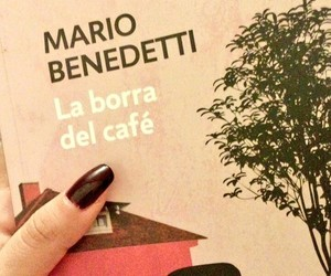 book, nail, and mariobenedetti image