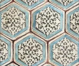 tiles and tunisia image