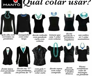 fashion, necklace, and tips image