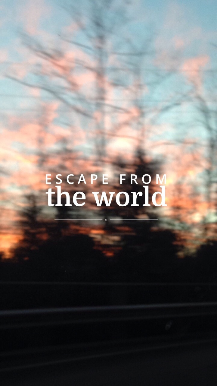 aesthetic, easel, and escape image