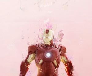 iron man, Avengers, and tony stark image