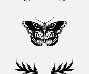 fly, tattoo, and harrystyles image