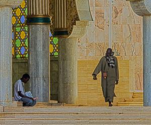 africa, islam, and preghiera image