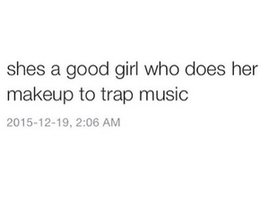couple, header, and trap music image