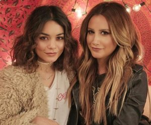 ashley tisdale, vanessa hudgens, and friendship image