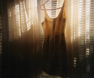vintage, dress, and photography image