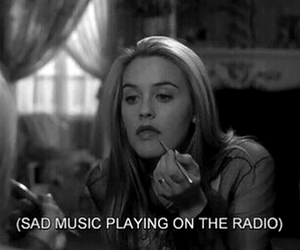 Clueless, 90s, and radiohead image