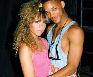 will smith, Mariah Carey, and 90s image