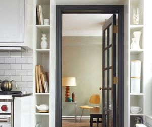 door, interior, and organize image