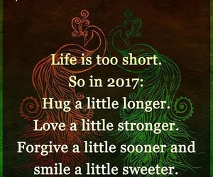new year, quote, and quotes image