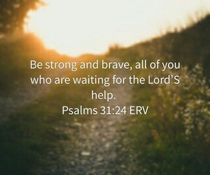 bible study, lord, and brave image
