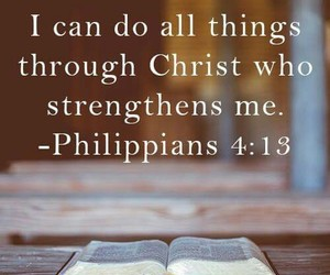 bible, Christ, and motivation image
