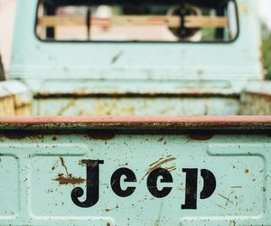 jeep, car, and mint image