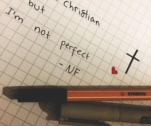 christian, Lyrics, and music image