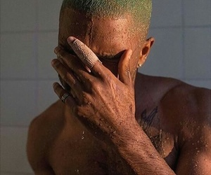 frank ocean, boy, and blond image