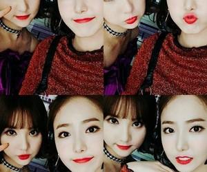 k-pop, sinb, and eunha image