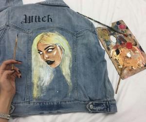 art, fashion, and girl image