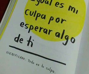 book, frases, and love image