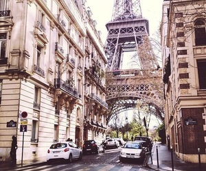 artsy, brown, and france image