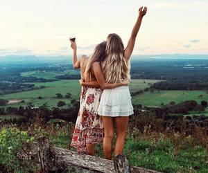 friendship, girly, and best firends image
