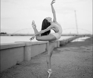 beauty, dancer, and ballet image