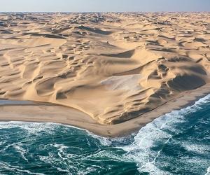 nature, sea, and beach image