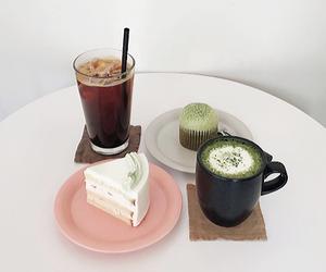 brown, cake, and minimalist image